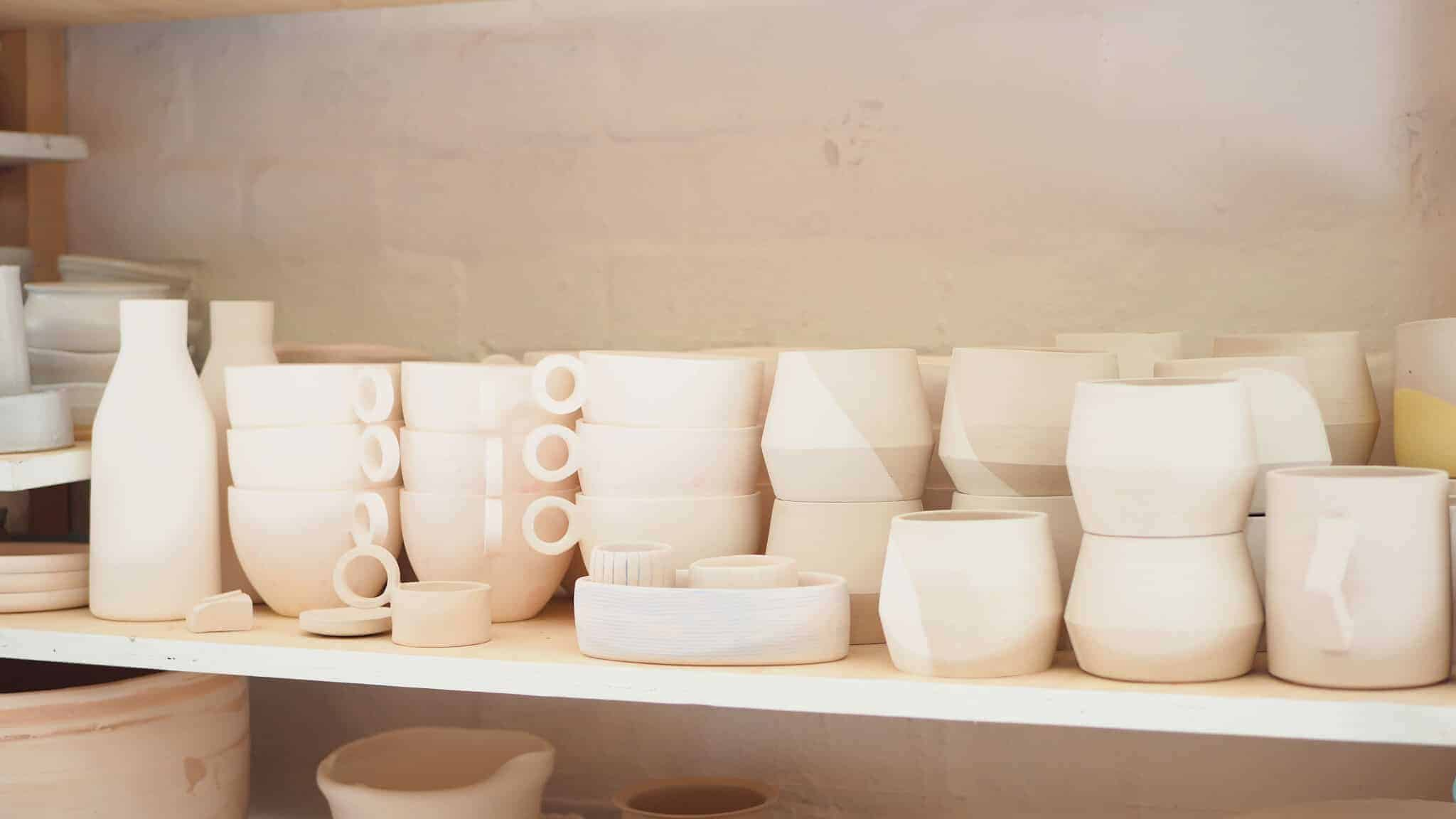 Ceramics Workshop With Clay Collective