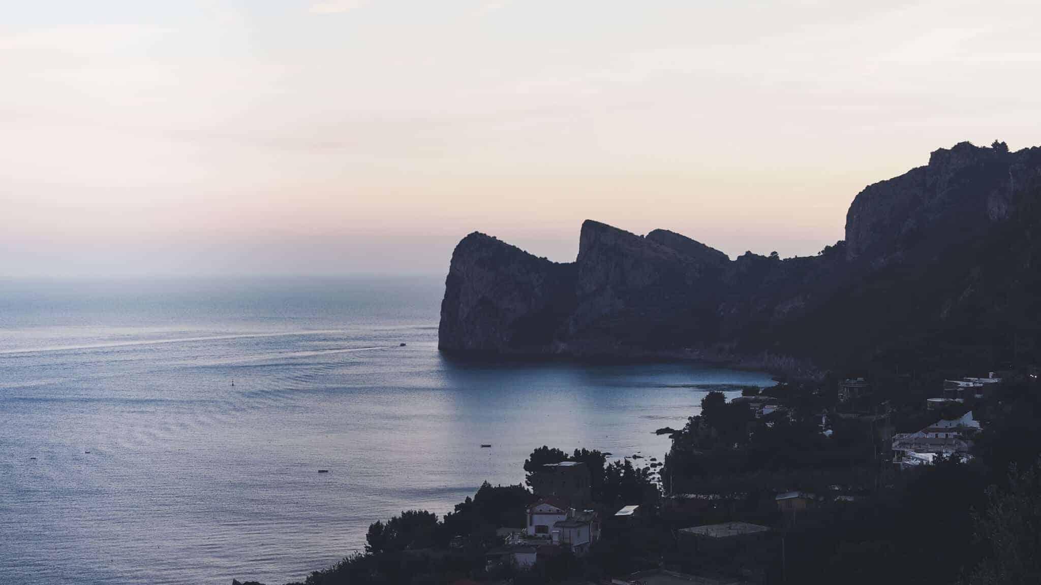 sunset-over-the-amalfi
