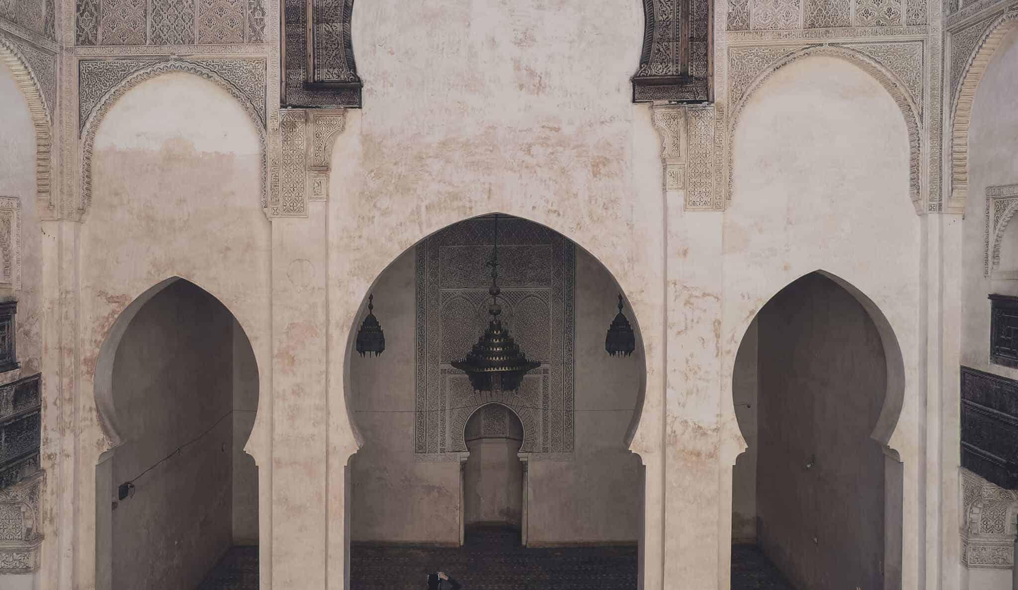 Al-Attatrine Madrsa, Fes, Morocco