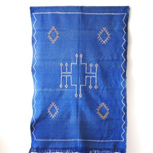 moroccan-blue-rug-with-motifs