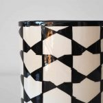 black-and-white-pattern-detail
