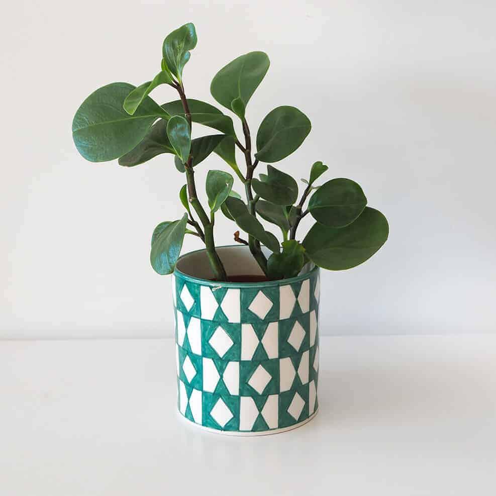 green-pattern-pot