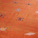 orange-moroccan-rug-detai