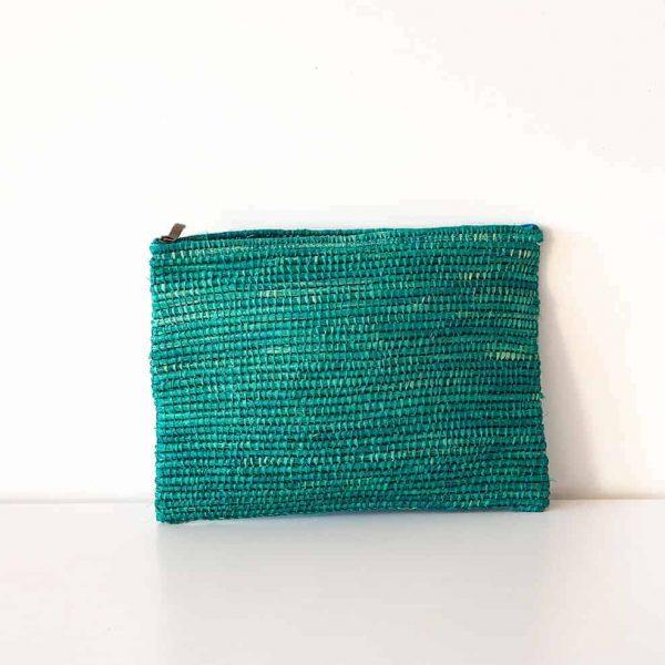 teal-straw-bag