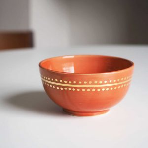 Orange Chabi Chic bowl