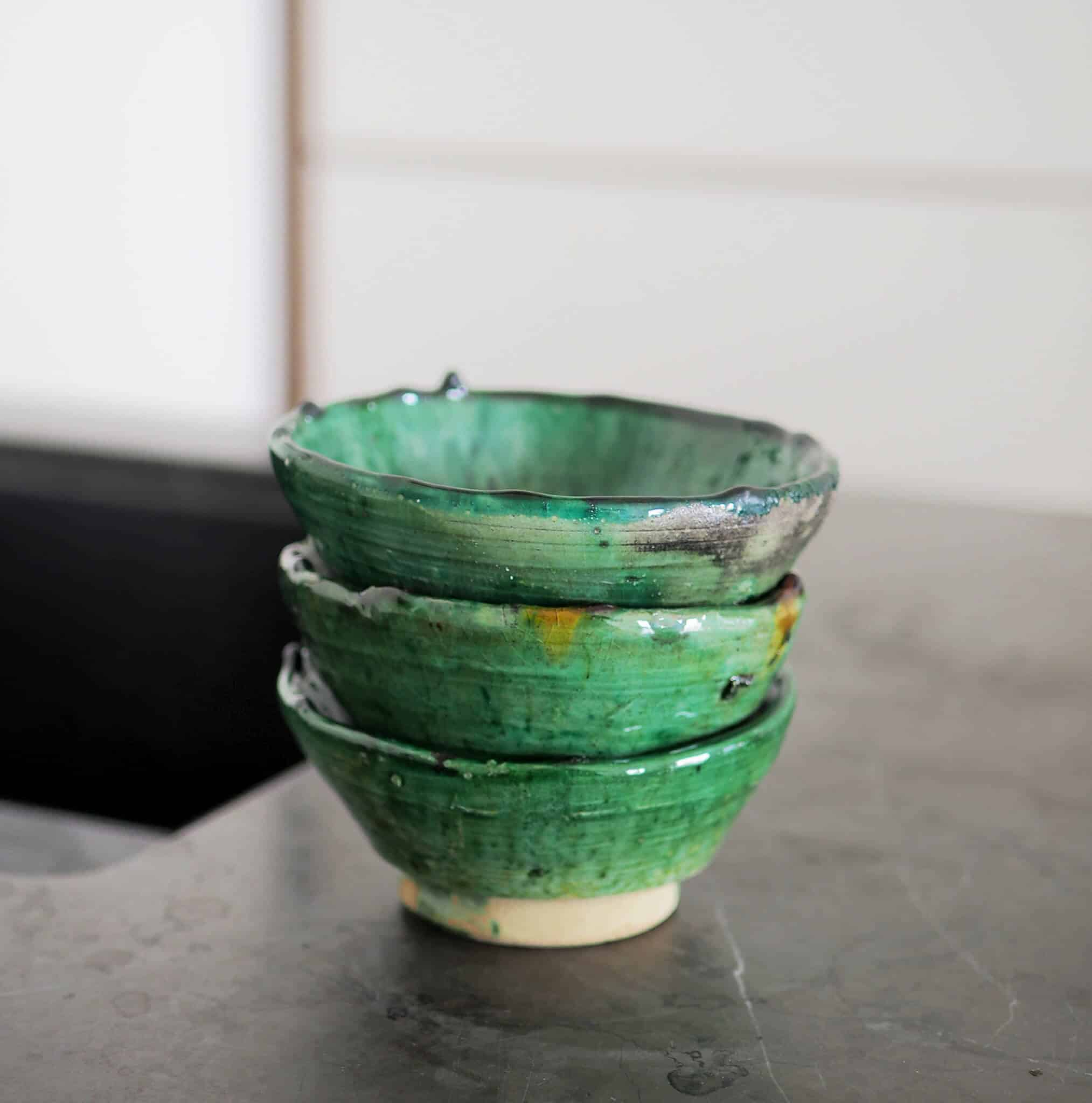 Small side bowls from Morocco