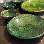 Tamegroute medium plates