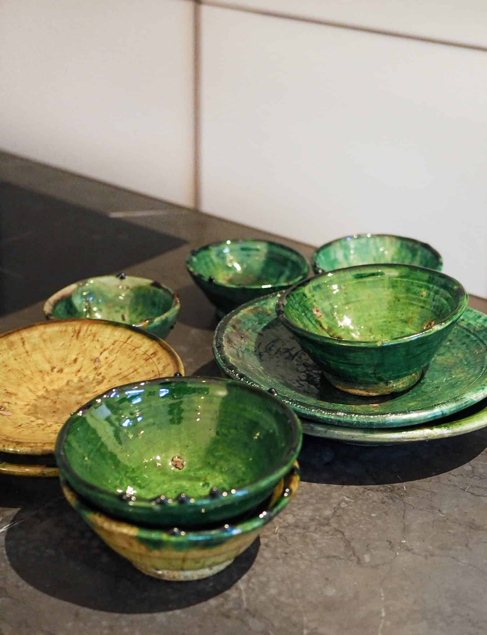 Tamegroute collection from Morocco