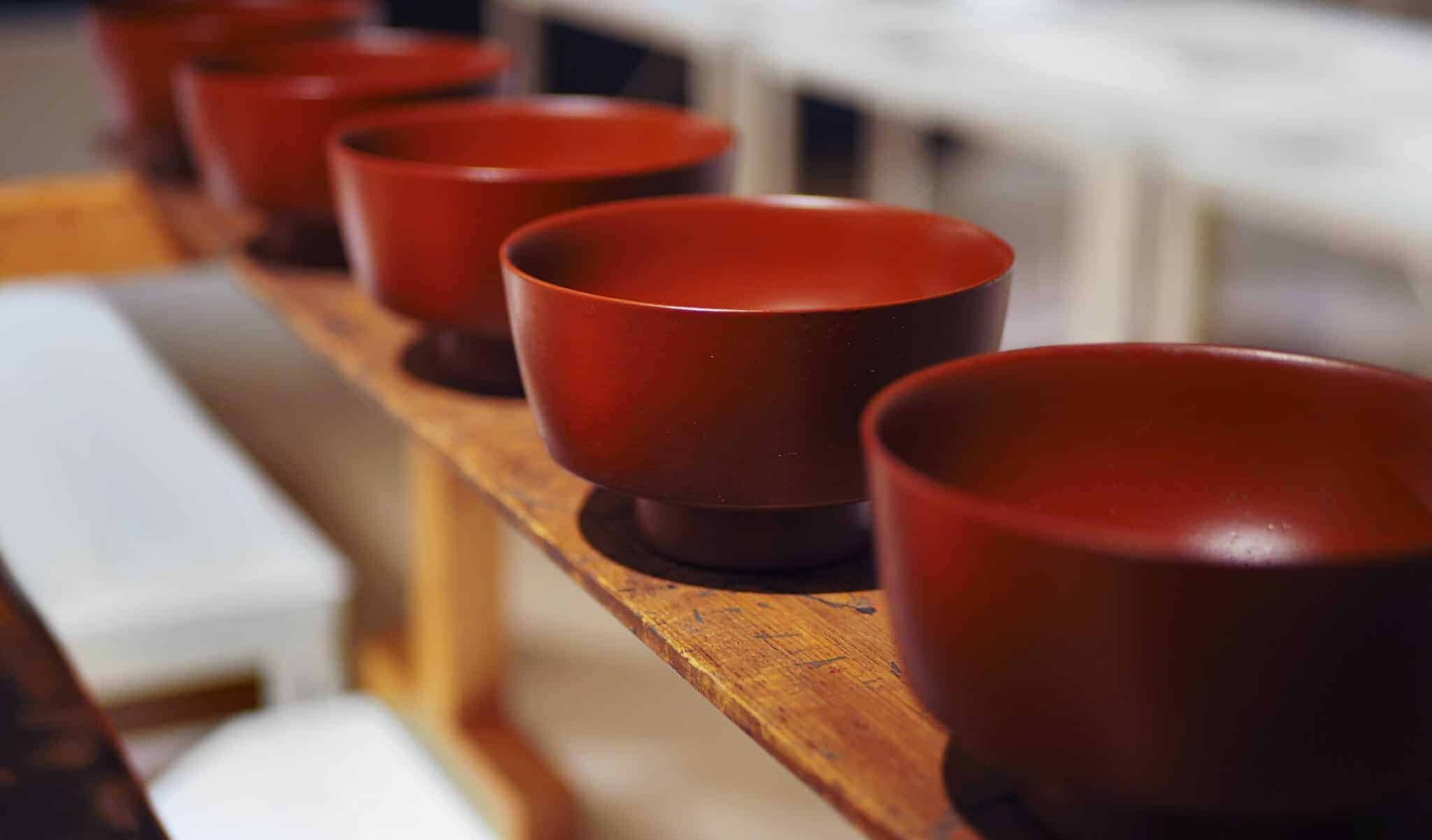 The Slow Art Of Japanese Lacquerware
