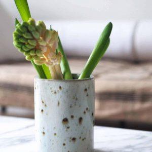 japanese crackle vase