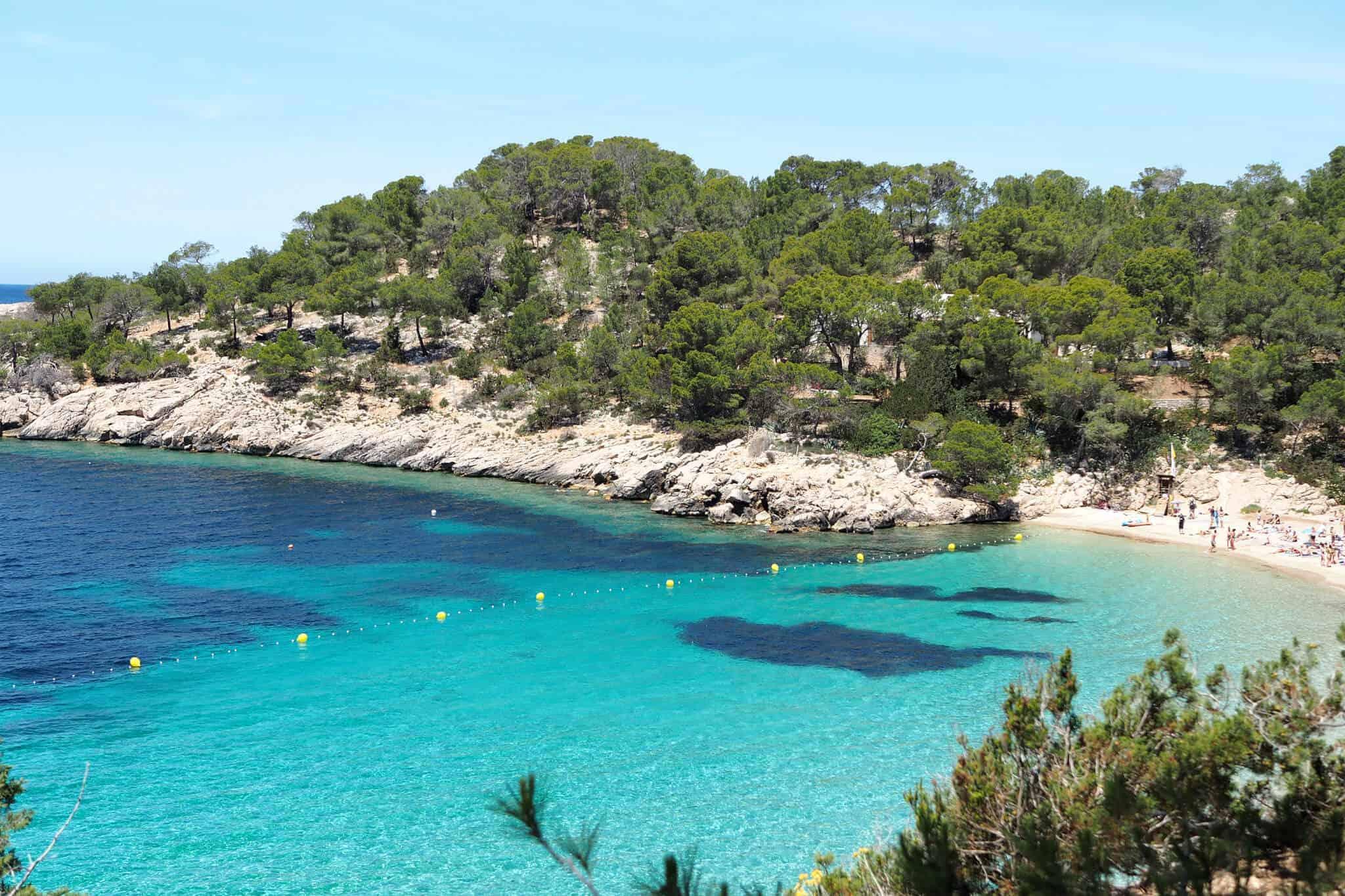 Celebrating 40 in Ibiza
