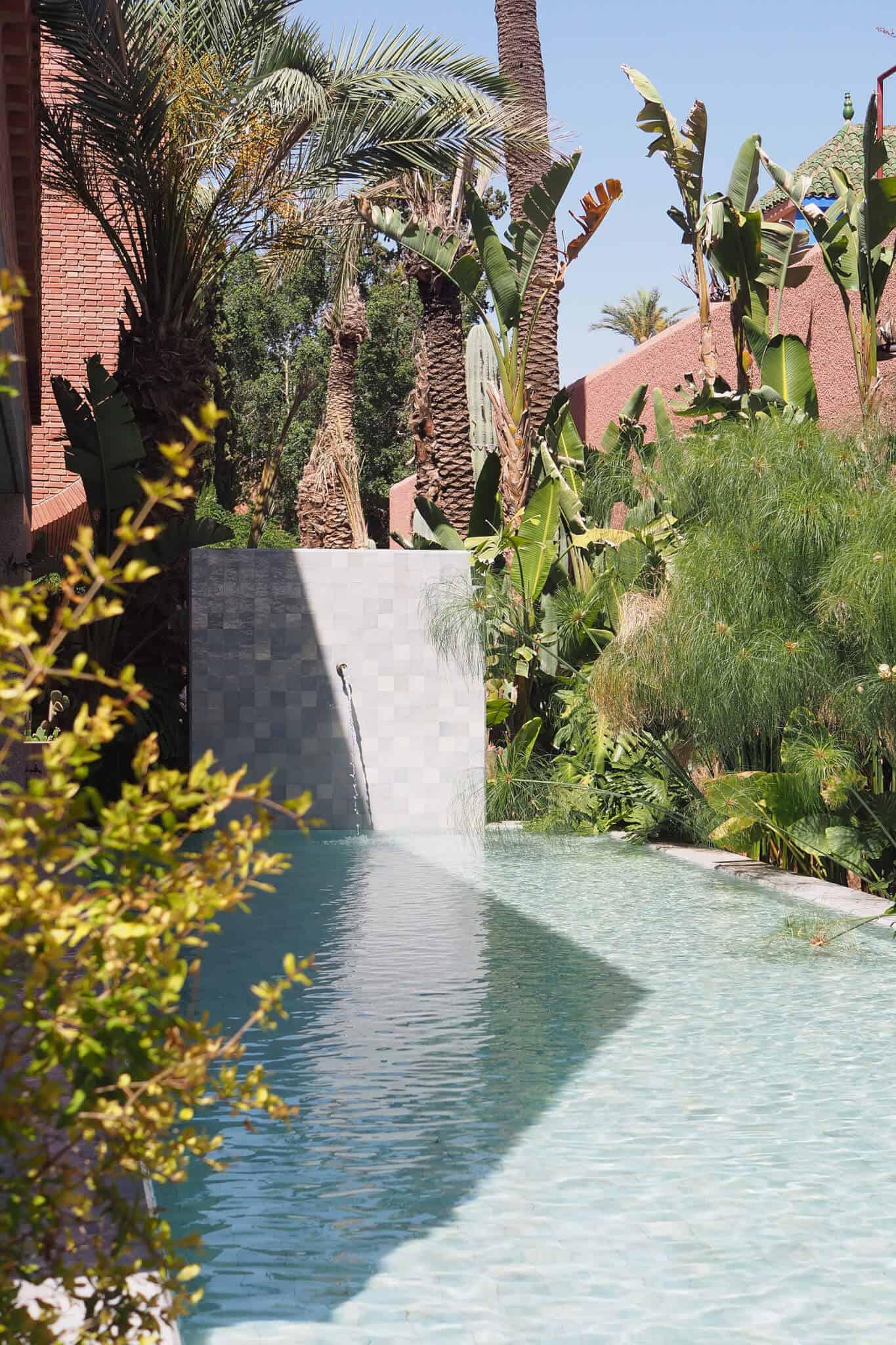 ysl museum pool