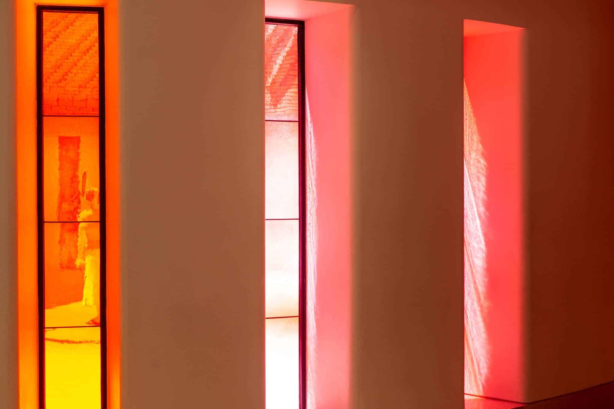 ysl museum windows