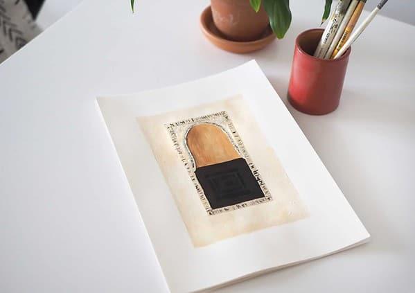 madrasa art print