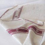 ethiopian cotton tablecloth