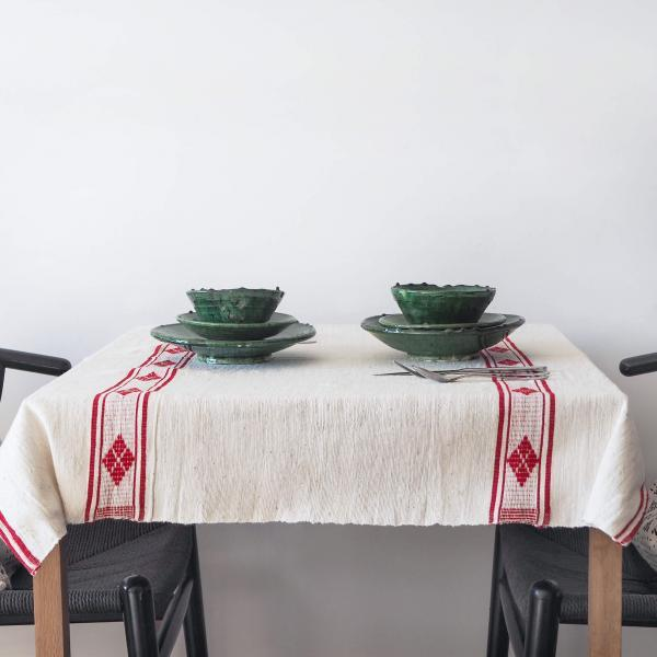 ethiopian textile tablecloth