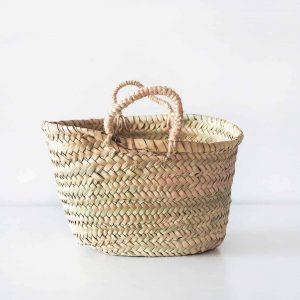 moroccan large basket