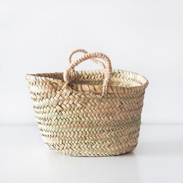 moroccan large basket