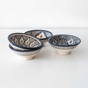 safi bowls made in morocco