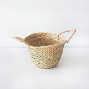small natural basket