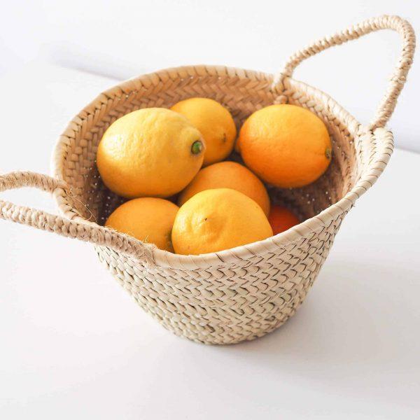 small fruit basket