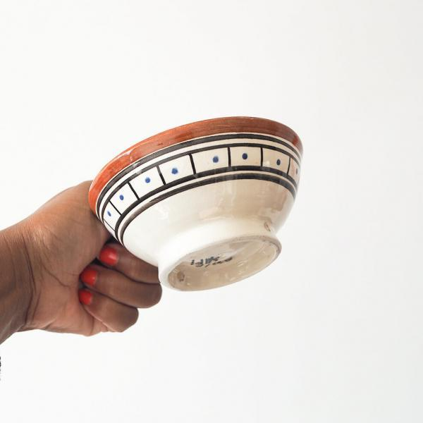 small safi bowl