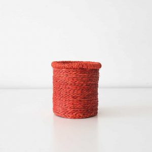 red swazi basket