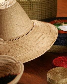 swazi baskets hat
