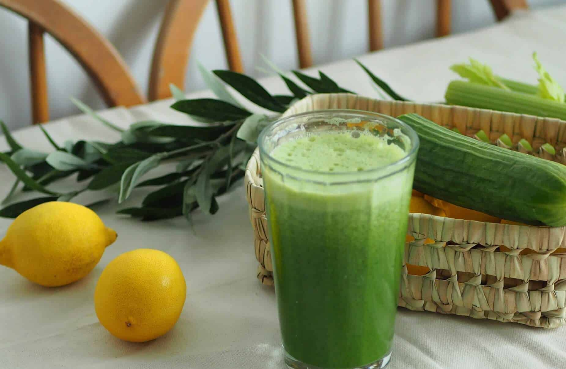 My Favourite Green Juice