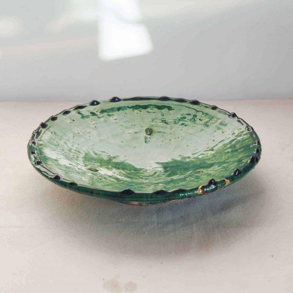 tamegroute bowl with kintsugi detail